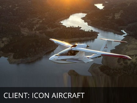 Icon Aircraft - Building revolutionary amphibious sport aircraft.